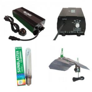 Lumii 600w Digital Ballast Kit,